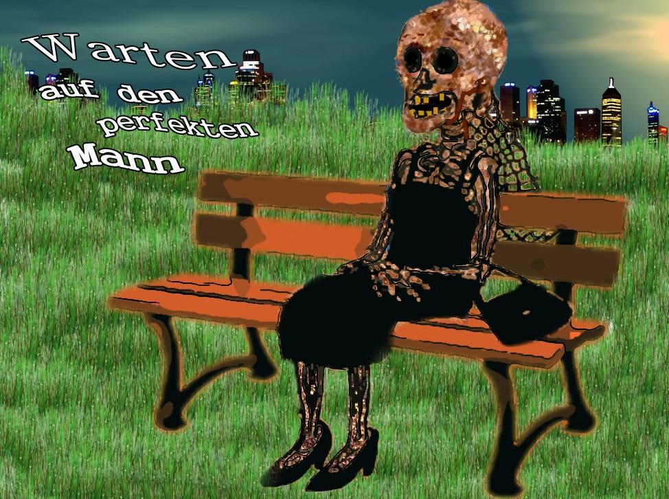 Warten auf den perfeten Mann